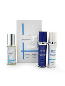stem cell skin care set, stem cell cosmetics, stem cell anti-aging,
